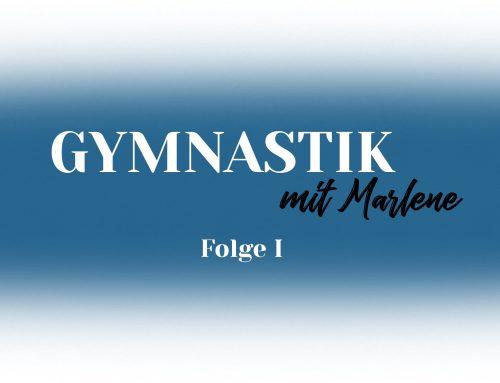 Gymnastik mit Marlene